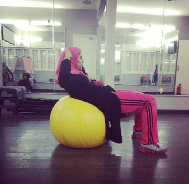 Exercising myself to Health