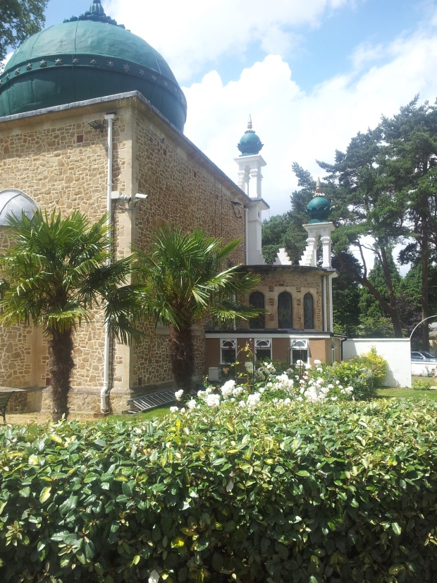 Shah Jahan Mosque Woking-