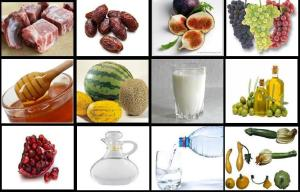 Foods that Prophet Muhammad S.A.W. loves.. (1)