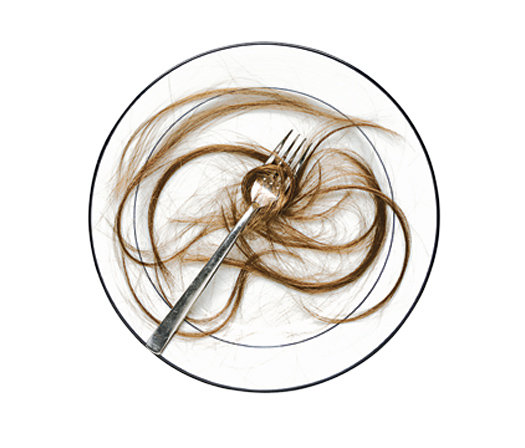 Eating Disorders : Malnutrition Leads To Hair Loss   TopTenHairCare.net